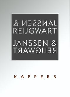 janssen en reijgwart kappers logo